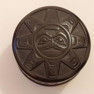 Alaskan Canadian Native Tribal Accent Box